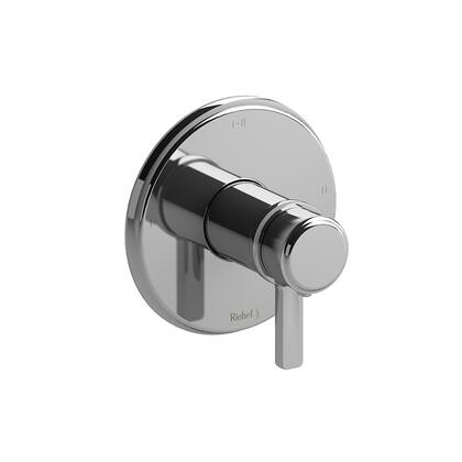Momenti MMRD23JC 2-Way Thermostatic/Pressure Balance Coaxial Complete Valve with J Lever Handles  in
