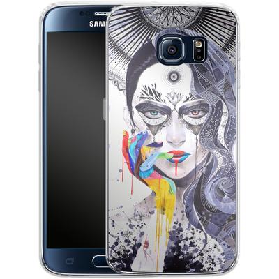 Samsung Galaxy S6 Silikon Handyhuelle - Janus von Minjae Lee