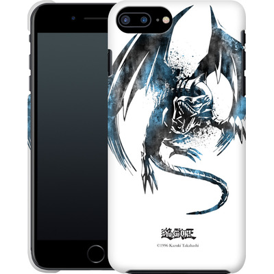 Apple iPhone 8 Plus Smartphone Huelle - Blue-Eyes White Dragon von Yu-Gi-Oh!