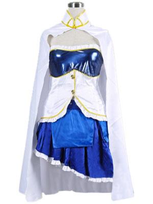 Milanoo Halloween Puella Magi Madoka Magica Miki Sayaka Halloween Cosplay Disfraz