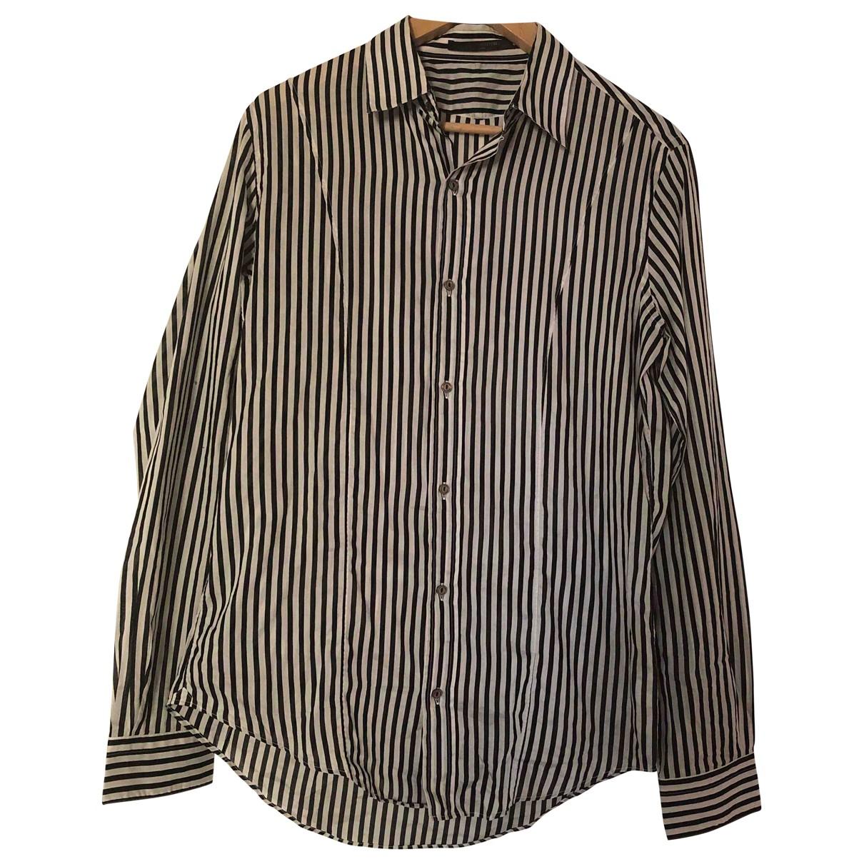 Louis Vuitton - Chemises   pour homme en coton