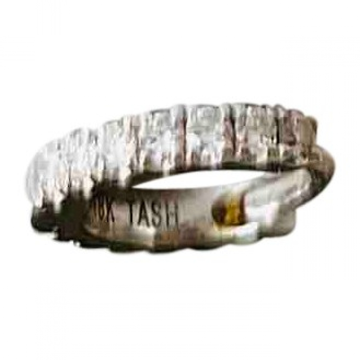 Maria Tash \N Silver White gold Earrings for Women \N