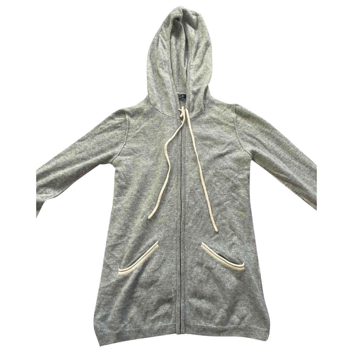 Berenice \N Grey Cashmere Knitwear for Women XS International