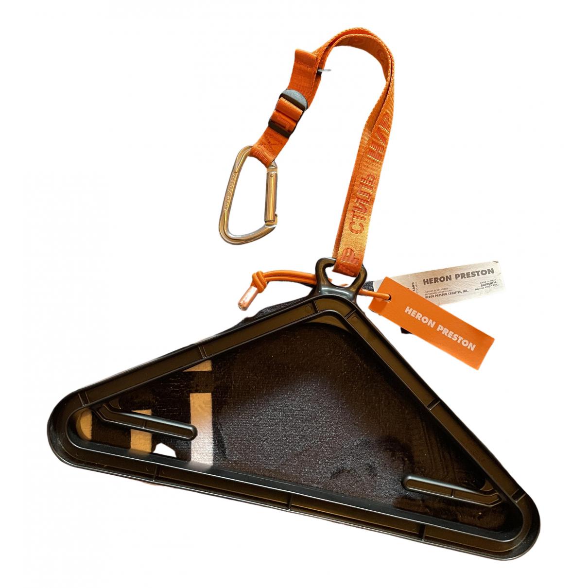 Heron Preston - Objets & Deco   pour lifestyle en autre - orange