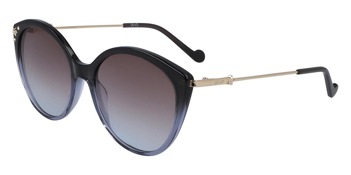 Liu Jo LJ735S 040 Women's Sunglasses Blue Size 55
