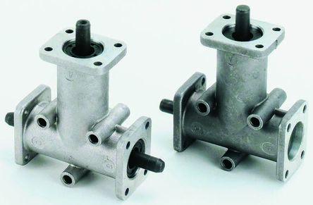 Huco T Gearbox, 1:1 Gear Ratio, 2 Nm Maximum Torque