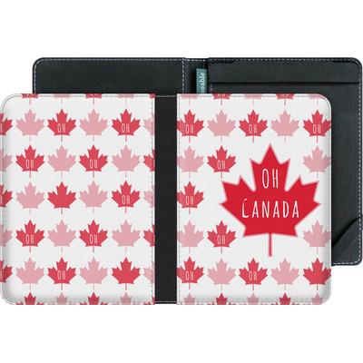 tolino vision 3 HD eBook Reader Huelle - Oh Canada  von caseable Designs