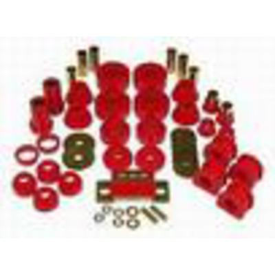 Prothane Motion Control Total Kit (Red) - 45474