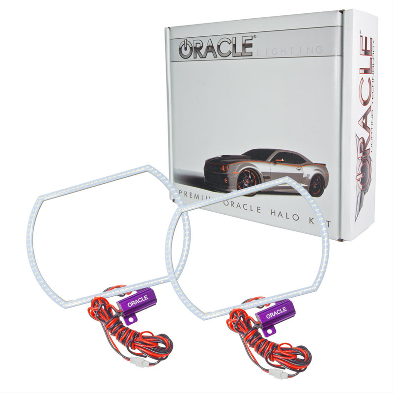 Oracle Lighting 2287-052 Chevrolet Suburban 15-20 ORACLE PLASMA Halo Kit