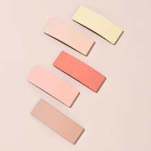 5 piezas horquilla vistosa