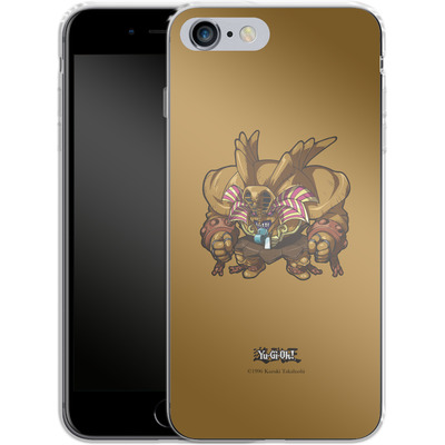 Apple iPhone 6s Plus Silikon Handyhuelle - Exodia The Forbidden One SD von Yu-Gi-Oh!
