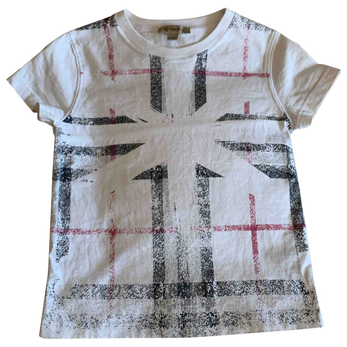Burberry \N White Cotton  top for Kids 5 years - up to 108cm FR