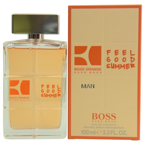 Boss Orange Feel Good Summer - Hugo Boss Eau de Toilette Spray 100 ML