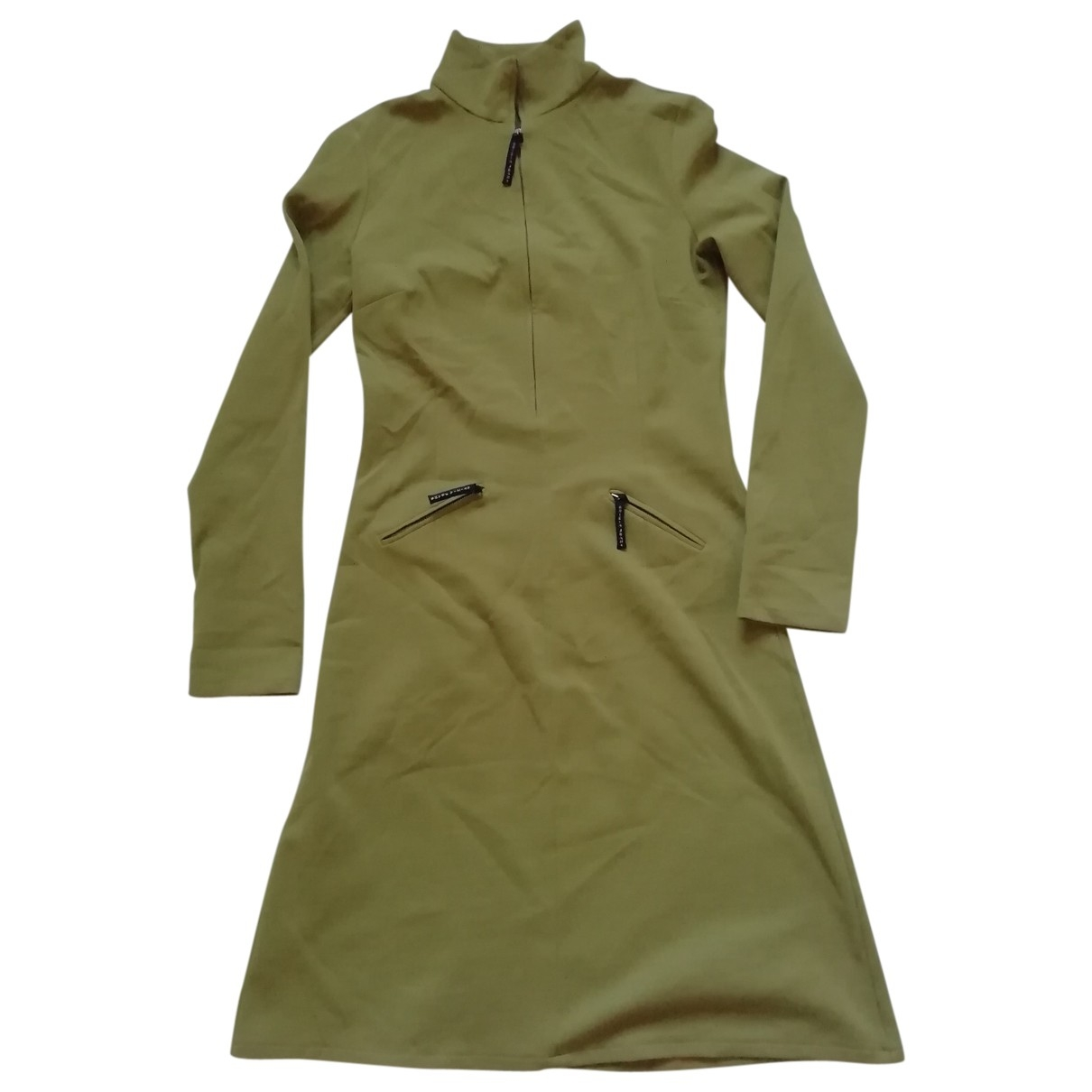 Krizia \N Green dress for Women 42 IT