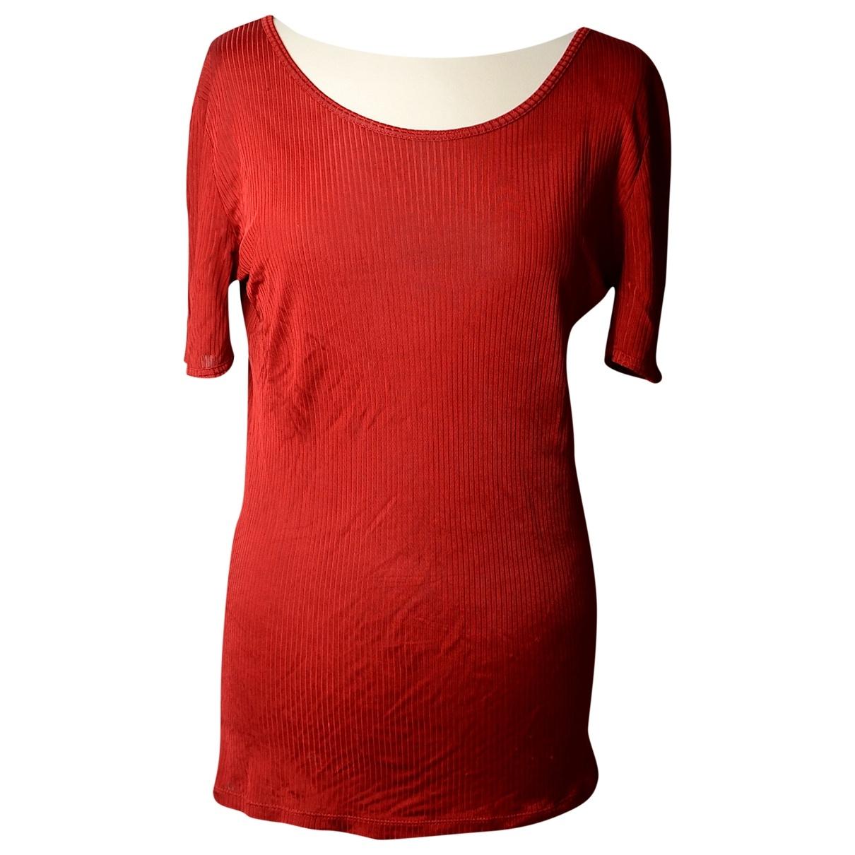 Louis Vuitton \N Red T-shirts for Men M International