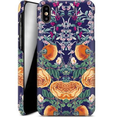 Apple iPhone XS Max Smartphone Huelle - Midnight Spring von Zala Farah