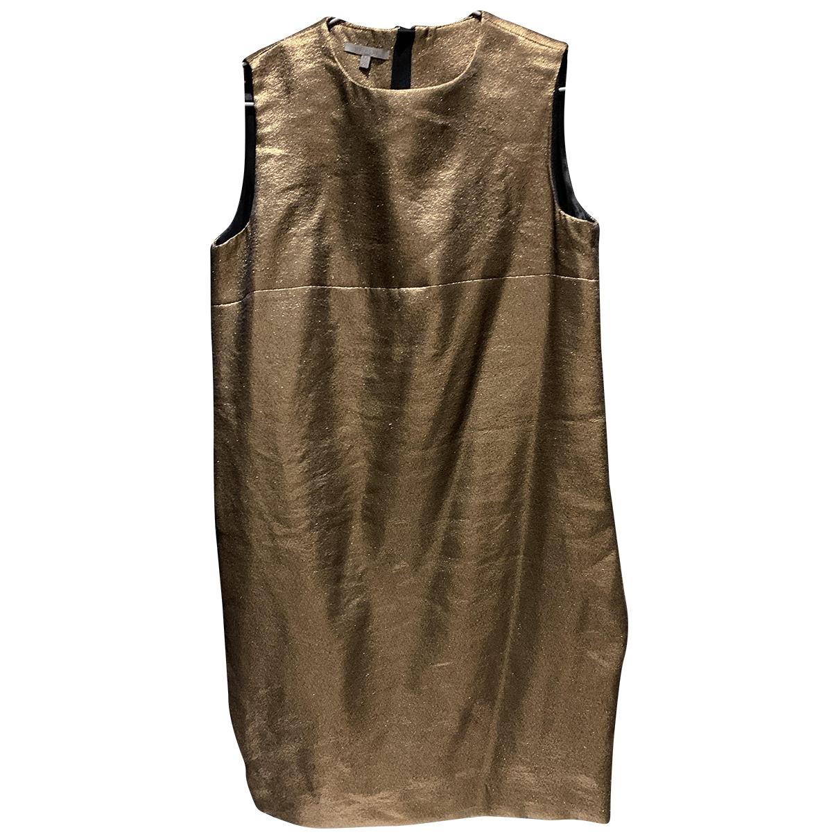 Uterque - Robe   pour femme - metallise