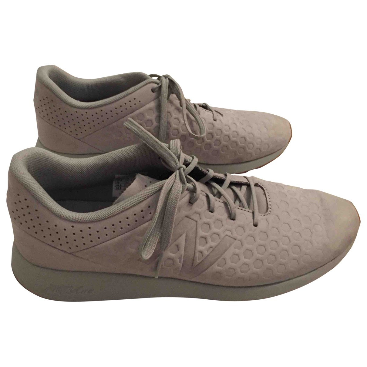 New Balance \N Sneakers in  Grau Polyester