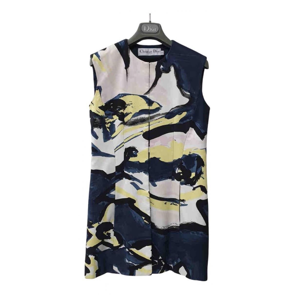 Dior N Multicolour Silk jacket for Women 36 FR