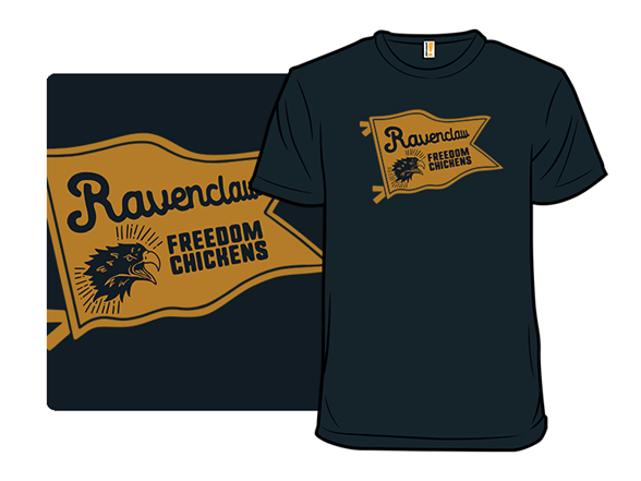 The Freedom Chickens T Shirt