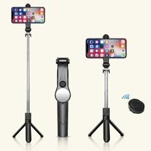 1pc Wireless Bluetooth Folding Mobile Phone Selfiestick