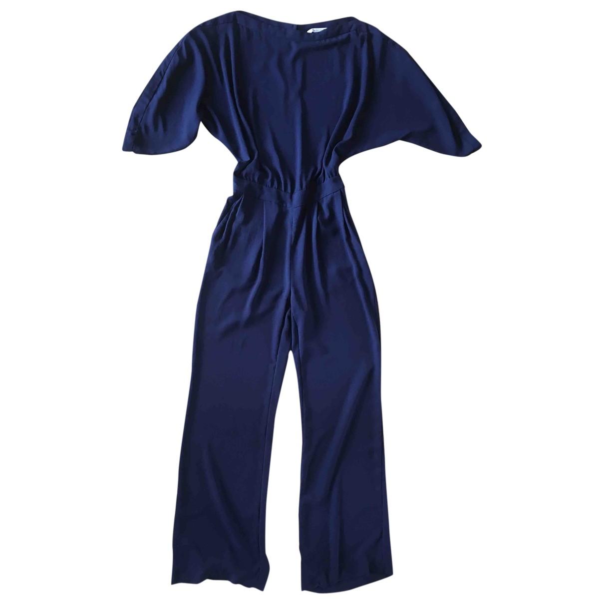 Diane Von Furstenberg \N Blue jumpsuit for Women 6 US