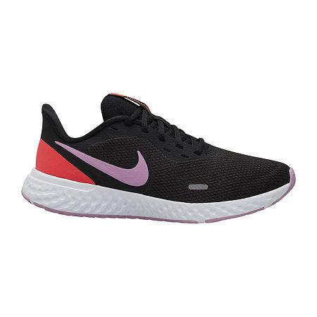 Nike Revolution 5 Womens Running Shoes, 10 Medium, Black