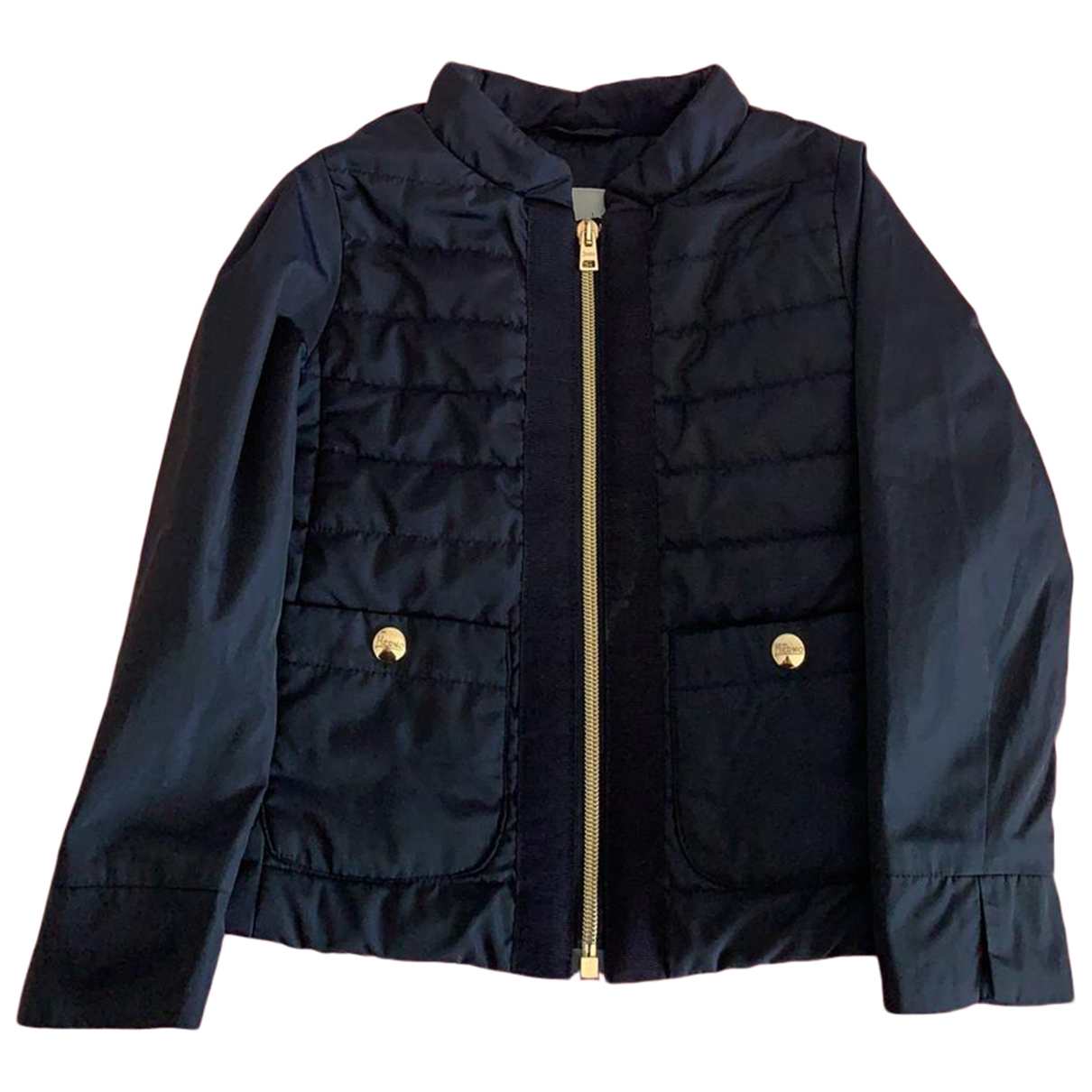 Herno \N Blue jacket & coat for Kids 4 years - up to 102cm FR