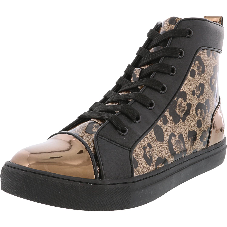 Steve Madden Men's Zodiac Spotted Ankle-High Sneaker - 7M