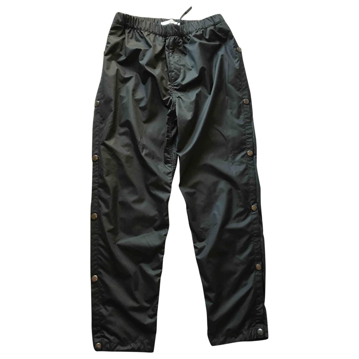 Pantalones Negro Givenchy