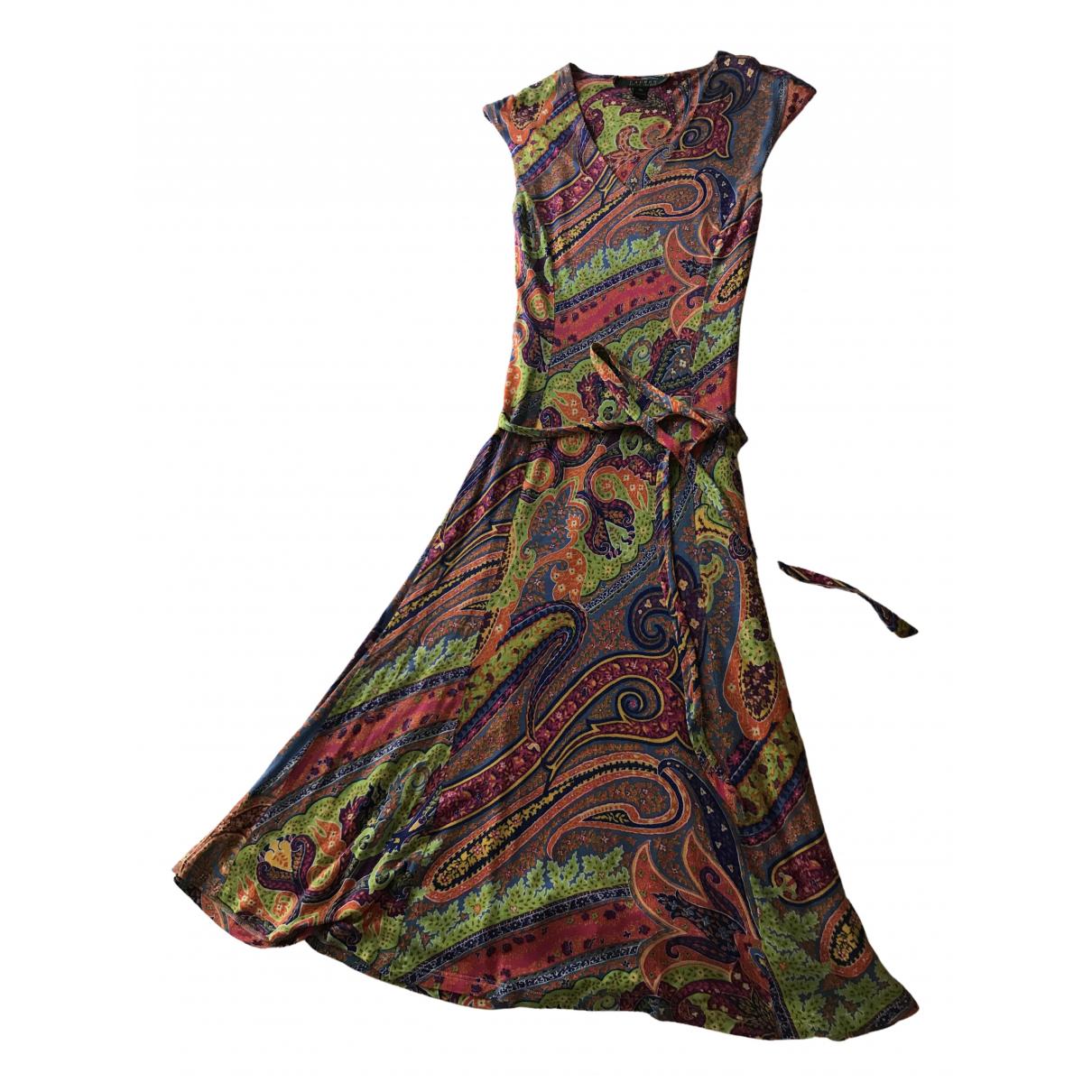 Lauren Ralph Lauren \N Kleid in Baumwolle