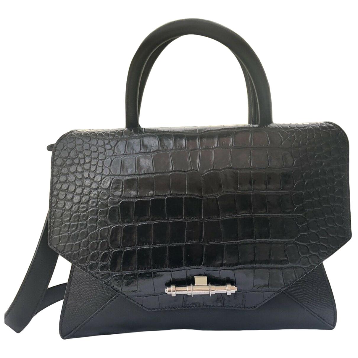 Bolso  Obsedia Tote de Cuero Givenchy
