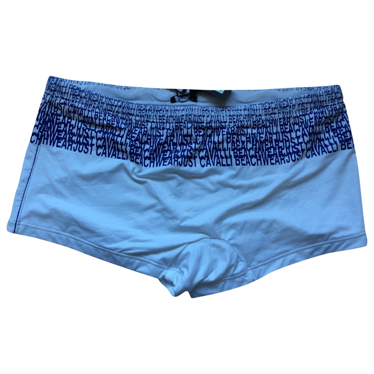 Just Cavalli \N White Swimwear for Men 52 IT