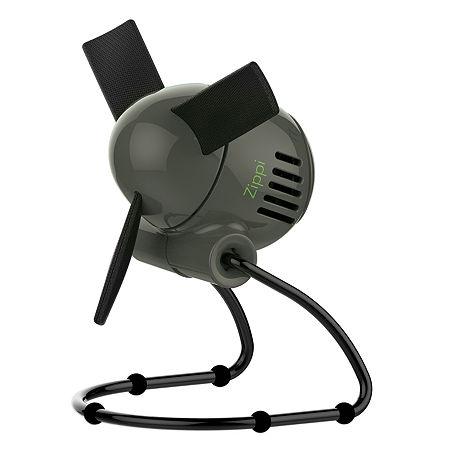 Vornado Zippi Personal Fan, One Size , Gray