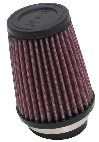 K&N SN-2590 Universal Clamp-On Air Filter