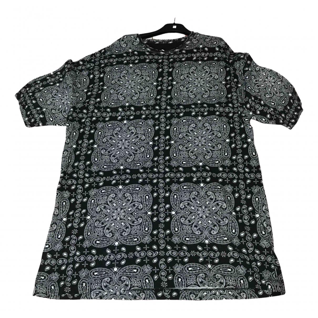 Converse - Robe   pour femme en coton - noir