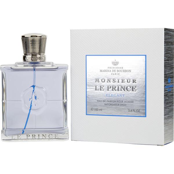 Monsieur Le Prince Elegant - Marina De Bourbon Eau de parfum 100 ML