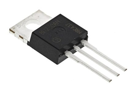 Infineon N-Channel MOSFET, 21 A, 200 V, 3-Pin TO-220  BUZ30AHXKSA1