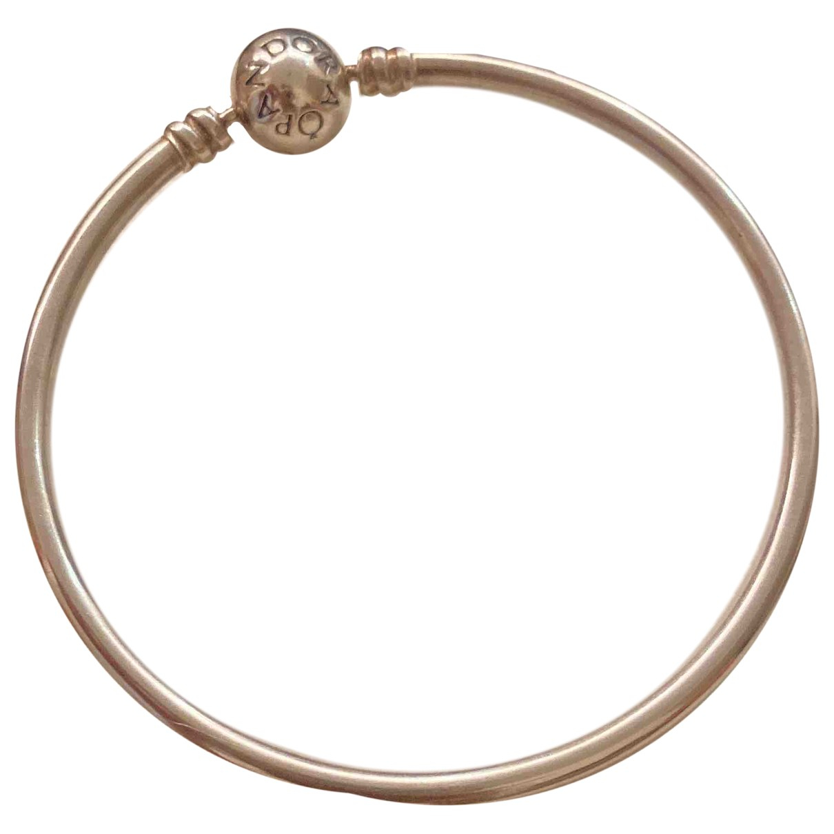 Pandora - Bracelet   pour femme en argent - argente