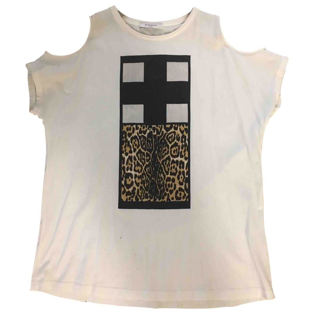 Givenchy \N White Cotton  top for Women 34 FR