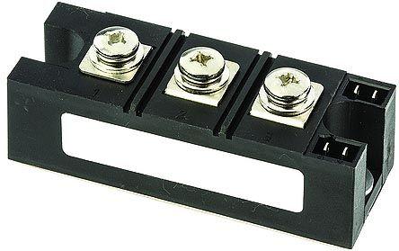 Vishay VS-GB100TS60NPBF, INT-A-PAK , N-Channel Series IGBT Module, 108 A max, 600 V, Surface Mount