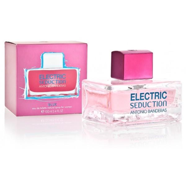 Electric Seduction Blue - Antonio Banderas Eau de toilette en espray 100 ML