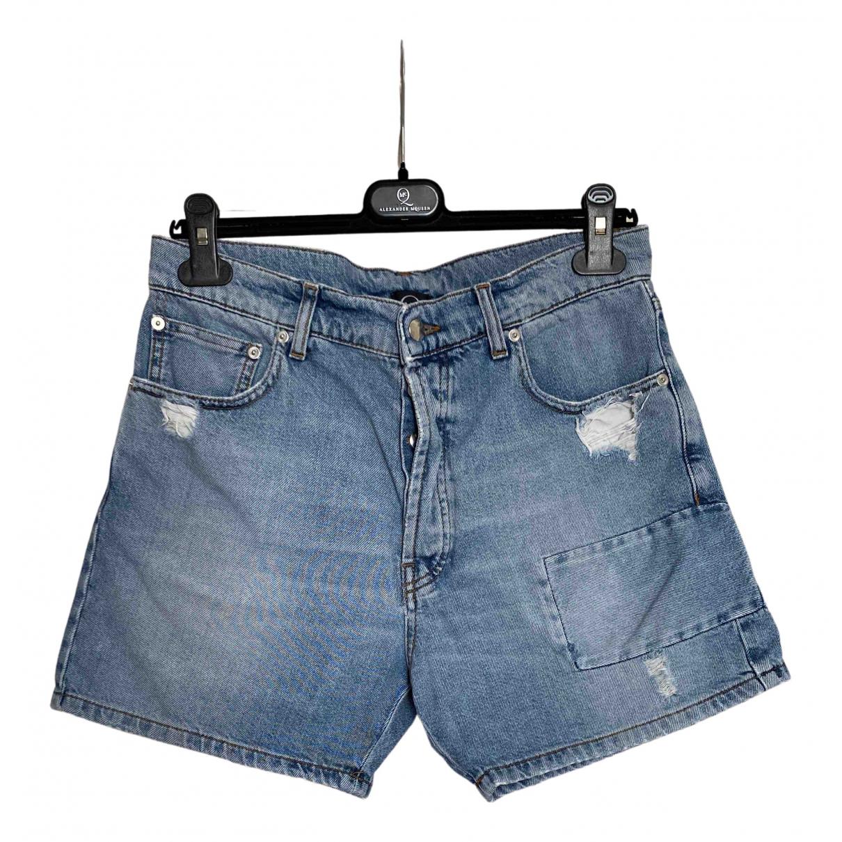 Mcq \N Shorts in Baumwolle