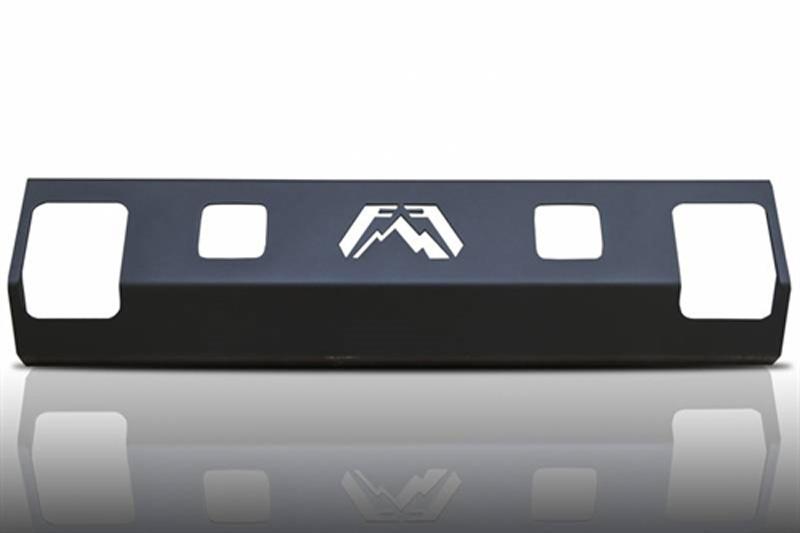 Fab Fours RGAIR-1 Black Steel Elite High Flow Lower Guard