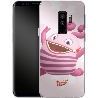 Samsung Galaxy S9 Plus Silikon Handyhuelle - Sorgenfresser Frula von Sorgenfresser