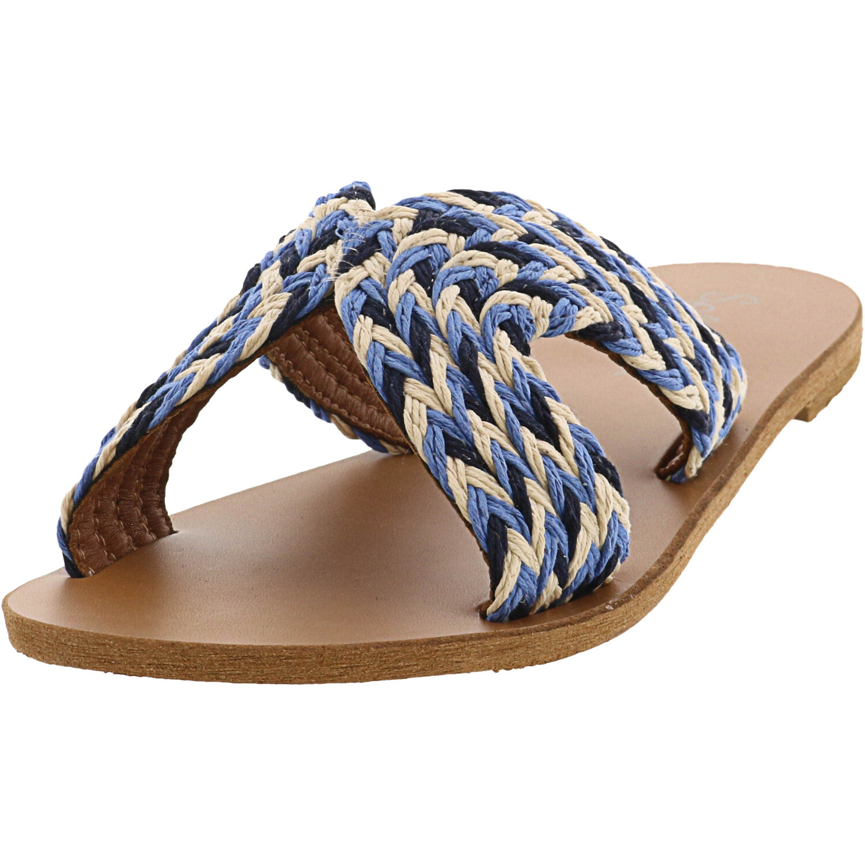 Splendid Women's Sydney Blue Multi Sandal - 9M