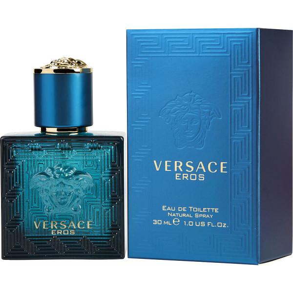 Eros - Versace Eau de toilette en espray 30 ML