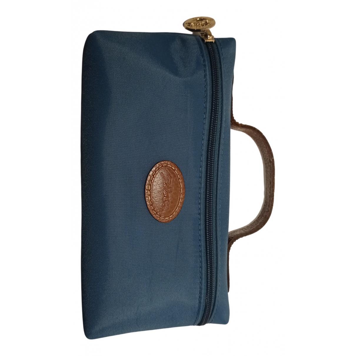 Longchamp \N Kleinlederwaren Blau