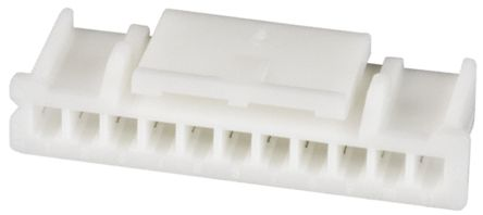 JST , PA Female Connector Housing, 2mm Pitch, 11 Way, 1 Row (10)