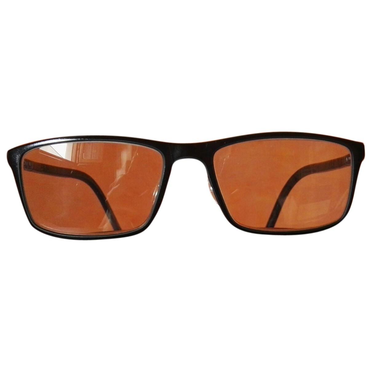 Adidas \N Sonnenbrillen in  Blau Kunststoff